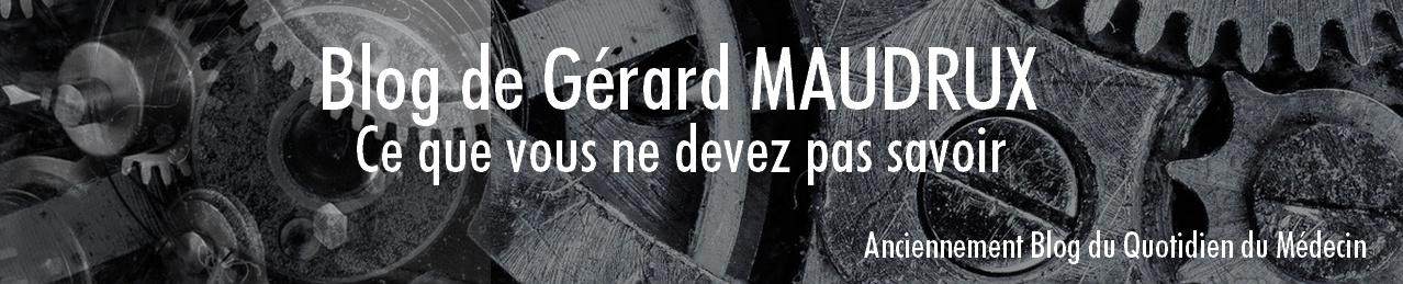 blog de Gérard Maudrux